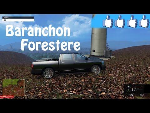 Baranchon Forestere v2.0 Multifruit