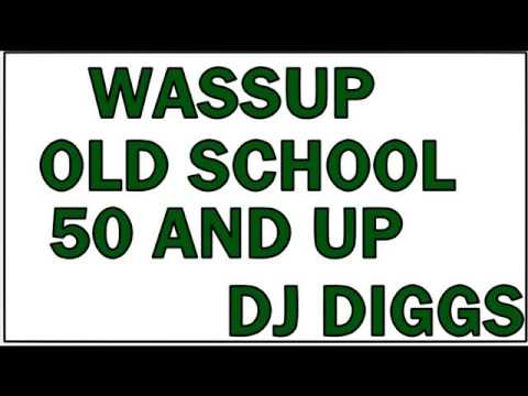 OLD SCHOOL MIXX DJ DIGGS