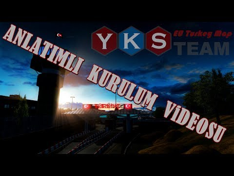 YKS Team Eu Turkey Map 1.30.x Added Azerbaijan