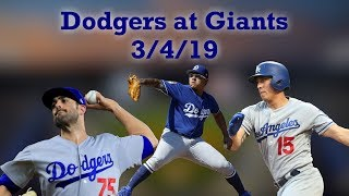 Julio Urías Impresses Again In The Dodgers Win Against The Giants