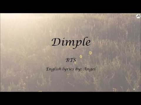Dimple/Illegal - English KARAOKE - BTS