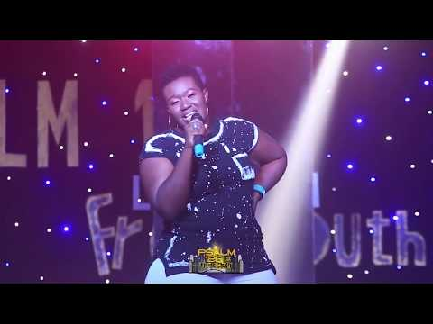 REAL WARRI PINKIN KILLING THE AUDIENCE WITH LAUGH @ PSALM126 LIVE WITH FREEMOUTH