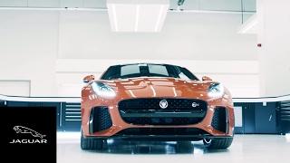 2016 Jaguar F-TYPE SVR - Teaser