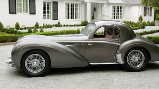 1937 Delahaye 145 Chapron Coupe – Grand Prix Legend Turned Wartime Coupe by Motor Trend