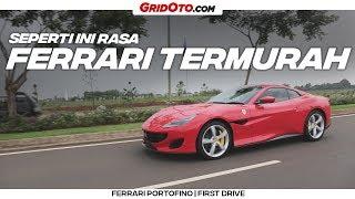 Video Ferrari Portofino I First Drive I GridOto MP3, 3GP, MP4, WEBM, AVI, FLV Desember 2018