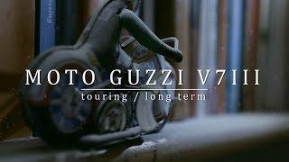 4. Moto Guzzi V7 III Stone : Touring & Long Term Review