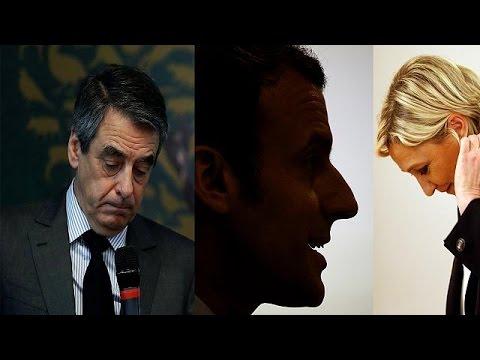 Γαλλία: Δικαστικές «σκοτούρες» για τους κύριους υποψήφιους για την προεδρία της χώρας