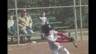We interview coaches at youth baseball spring tryouts on fundamentals they observe in grading players.