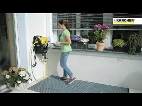 Kärcher Premium Schlauchträger HR 7.315 Kit