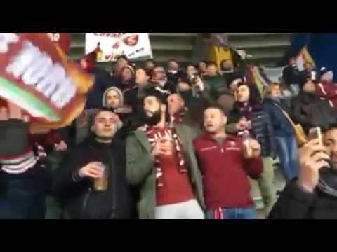 Verona - Salernitana SETTORE OSPITI