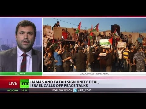 Palestine - Palestine could soon be united, as Israeli peace accord comes to a halt. Deadly rival fractions -- Fatah and Hamas have signed a deal that calls for a unified government within weeks. This...