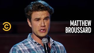Matthew Broussard  - Looking Like a Jerk - The Half Hour