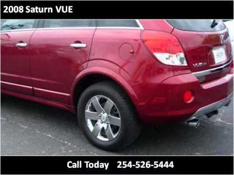 2008 Saturn VUE Used Cars Killeen TX