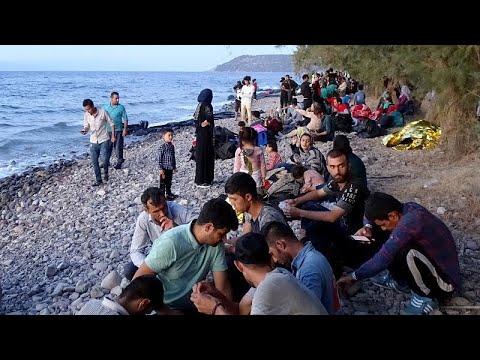 Στις 411 οι αφίξεις προσφύγων και μεταναστών – Τρεις συλλήψεις διακινητών …