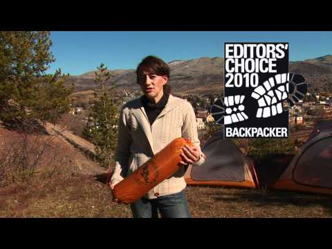 Big Agnes Fly Creek Ultralight Tent Demo