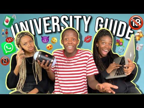 Online University Survival Guide 2021 (Uni Life Hacks, Relationships etc + TUKS First Years)