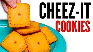 GIANT CHEEZ-IT COOKIES DIY  How Tothis is how to make diy giant cheez-it cookies y'all! these cookies legit look just like cheez-its and they taste AMAZING! literally the perfect dessert cookie that looks like a giant junk food cheez its snack! lol. let me know what other cookies you guys wanna know how to make!WATCH MY LAST VIDEO: https://youtu.be/G90w0zzObLwFOLLOW ME!Twitter  @TimmysWellInstagram  @TimmyswellSnapChat  timmyalvarezYounow  TimmyTimatobasically what i did in this how to cheez-it cookie diy was i started by mixing the butter and sugar! i then added the eggs and food coloring to really get the cheez-it, bright color! i then added the dry ingredients and rolled out the cookie dough! i then made the douh into squares and added the cheez-it look on the edges of each of the cookies! i then added some sugar to look like the salt on the cheez its crackers and then i put them in the oven and baked the cookies until they were done! this diy tasted AMAZING! the cookies were so delicious and looked just like cheez-its! thank you guys for watching!
