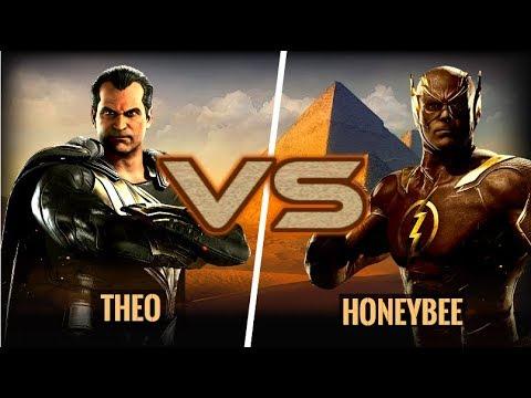 INSANE FIRST TO 10! Black Adam (Theo) vs Flash (HoneyBee)