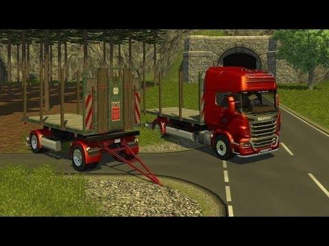 Scania R730 LOG v2.0