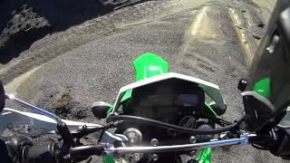 9. kawasaki KLX250S review and mods