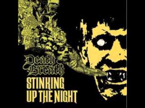 Death Breath - Stinking Up The Night LP