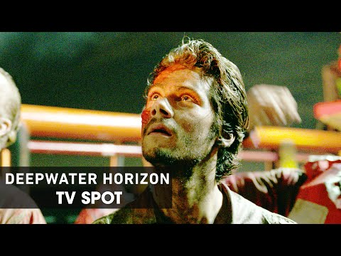 Deepwater Horizon (TV Spot 'Powerful')