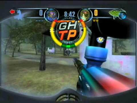 Greg Hasting's Tournament Paintball MAX'D Playstation 2