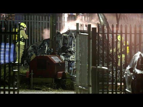 Σοκ στη Βρετανία – Συνετρίβη το ελικόπτερο του ιδιοκτήτη της Λέστερ…