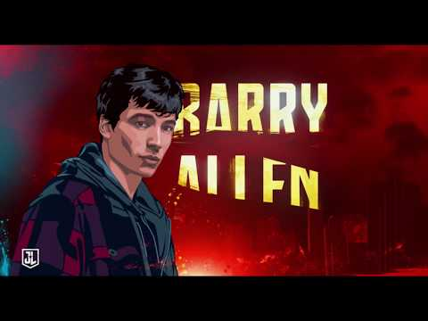 Justice League – Barry Allen aka The Flash (ซับไทย)