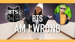 BTS (방탄소년단) Am I wrong Dance Tutorial | Full Mirrored [Charissahoo]