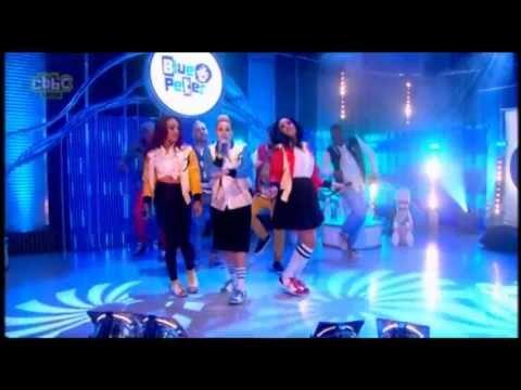 Stooshe - Slip (Live On CBBC Blue Peter)