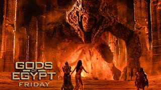 """Nonton Gods of Egypt (2016 Movie) Official Game Day Spot – """"War"""" Film Subtitle Indonesia Streaming Movie Download"""
