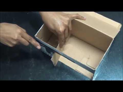 Unhas de Gel (Como fazer cabine ultravioleta  para secar unhas em gel gastando menos de 15 reais)
