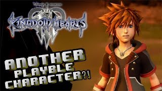 "Straight from Nomura's mouth! Apparently we are getting another playable character in Kingdom Hearts 3! WHO COULD IT BE?!Source - http://kh13.com/news/tetsuya-nomura-hints-that-another-playable-character-besides-sora-will-be-available-in-kingdom-hearts-iiiJoin the Hectic Force! - http://bit.ly/1ZZdZSYStay up to date with all my posts!Like on Facebook! http://www.facebook.com/HecticHMKFollow on Twitter! https://twitter.com/hmkillaLive on Twitch! http://www.twitch.tv/hmkillaFollow on Google+https://plus.google.com/+HMK9CAPNSupport HMK on Patreon! Awesome Rewards!https://www.patreon.com/HMKSEND ME STUFF!PO Box 612313 Miami, FL 33261VG Metal Tracks - https://www.youtube.com/channel/UCtZH-VpdKcaWq3x_4_u4FpAHMK Shirts and  Merch! - http://hectichmk.spreadshirt.com/I use XSPLIT for all my streams! If you want to get into live streaming grab Xsplit! use the code ""HMK"" for 10% off a license!https://www.xsplit.com/buy?pp=WWW_NAVBARAre You a Content Creator? Join Maker Studios Today!http://awe.sm/jJed8Royalty Free Music by http://audiomicro.com/royalty-free-musicSound Effects by http://audiomicro.com/sound-effects#KingdomHearts #KingdomHearts3 #KingdomHeartsIII #KH3"