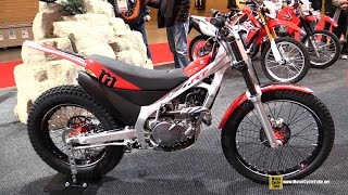 4. 2016 Honda Montesa Cota 4RT 260 Trial Bike - Walkaround - 2016 Toronto Motorcycle Show