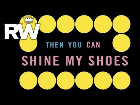 Shine My Shoes (Lyric Video)