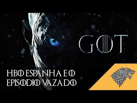 O Episódio (6) vazado da temporada 7 de Game Of Thrones