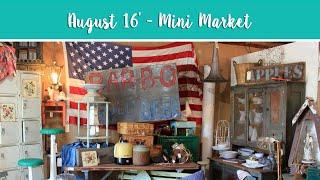 August 2016: Mini-Market