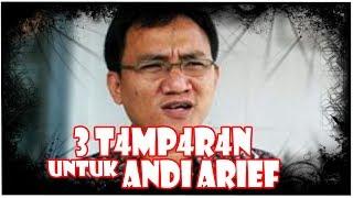 Video Tiga T4mp4r4n Buat Andi Arief Yang Bilang Cebong Peliharaan Istana Penyebab Munculnya T3r0r15 MP3, 3GP, MP4, WEBM, AVI, FLV Maret 2019