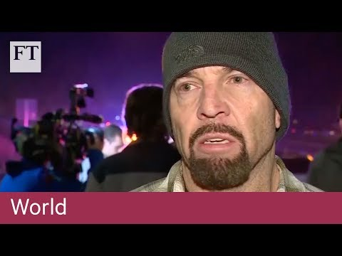 Survivors describe horror of US bar shooting rampage