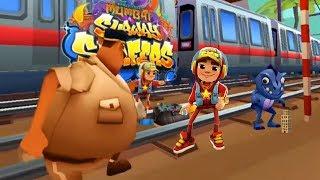 Subway Surfers Welcome To Mumbai - Jake Star vs Dino Gameplay| Cartoons Mee