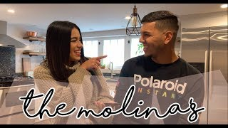Video The Molina's - FIRST VIDEO! INTRO/Q&A MP3, 3GP, MP4, WEBM, AVI, FLV Oktober 2018
