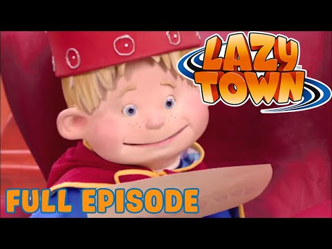 Happy Brush Day | Lazy Town | Full Episode