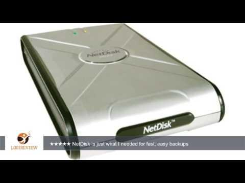 XIMETA NetDisk 120GB Portable Storage ( NDU10-120 )   Review/Test