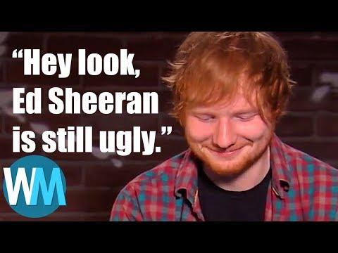 Top 10 Best Celebrity Mean Tweets