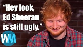 Video Top 10 Best Celebrity Mean Tweets MP3, 3GP, MP4, WEBM, AVI, FLV Juni 2018