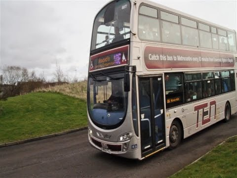 Go North East Buses -  Gateshead Metrocentre February 2017 Part 2