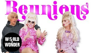 UNHhhh: Reunions with Trixie & Katya - Available on WOW Presents Plus