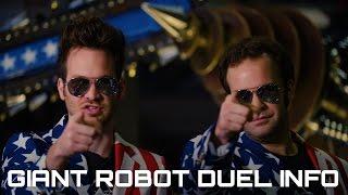 MegaBots 決鬥預告