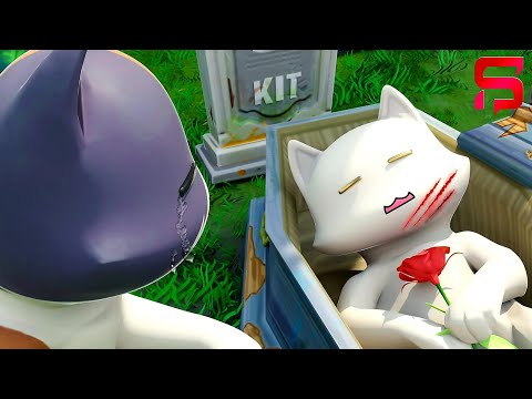 RIP KIT'S SISTER .... ( Fortnite Short )